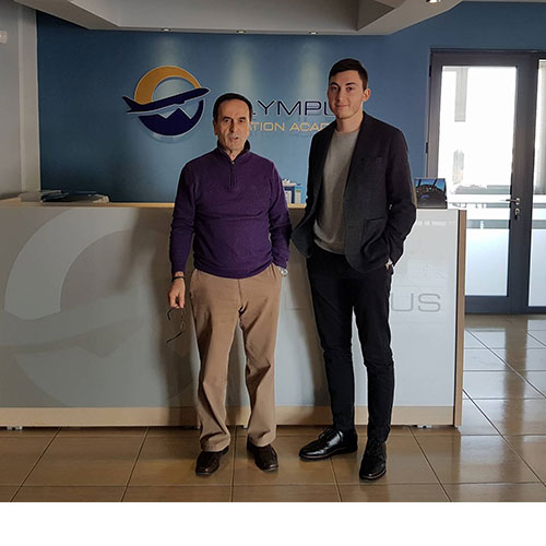 OLYMPUS AVIATION ACADEMY SIGNS NEW CONTRACT WITH MOMOOK TO DISCOVER GROWTH OPPORTUNITIES
