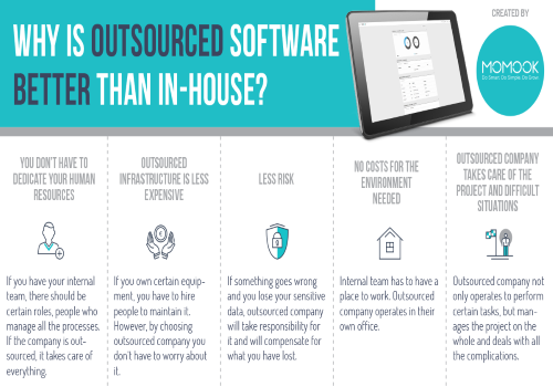 Why is outsourced software better than in-house?